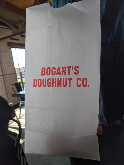 K&C, Bogart's Doughnut Co