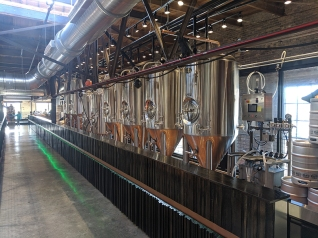 K&C, Clutch Brewing Co, Equipment