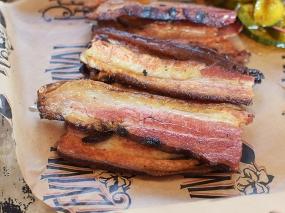 Mmmm bacon.