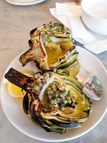 Motorino, Roasted Artichoke