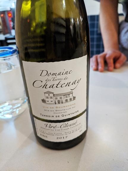 Tenant 4, Wine 2