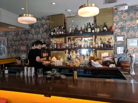 The Bombay Bread Bar, Bar