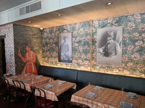 The Bombay Bread Bar, Eclectic