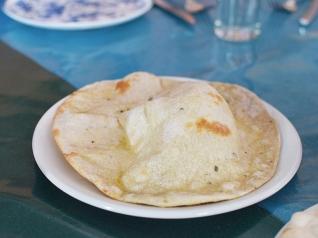 The Bombay Bread Bar, Rosemary naan
