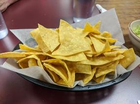 Homi III, More chips