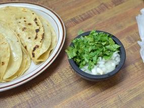 Homi III, Taco toppings