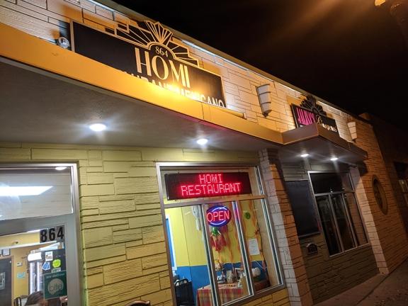 Homi III