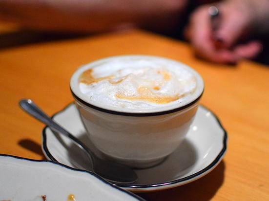 Joe Beef 3, Cappuccino