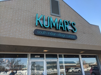 Kumar's Mess, Apple Valley