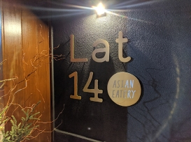 Lat14, Asian Eatery