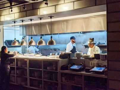 Lat14, Kitchen
