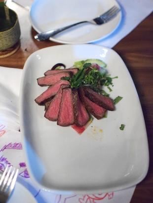 Lat14, Steak Laab