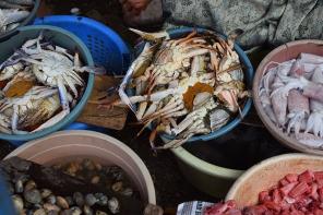 13. Assolna Market, Crabs
