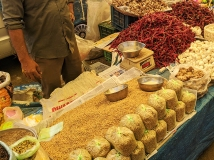 47. Assolna Market, Dried beans