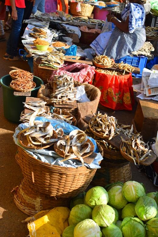 37. Assolna Market, Dried fish