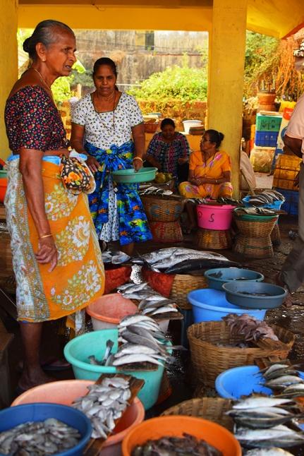 4. Assolna Market, Fishmongers