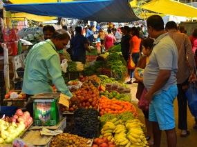 43. Assolna Market, Fruit and veg