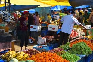 45. Assolna Market, Yet more fruit and veg