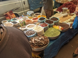 46. Assolna Market, Spices