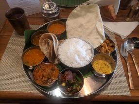 Bagundi 2, Fish thali