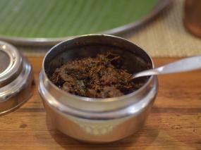 Bagundi 2, Gongura pickle