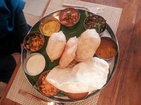 Bagundi 2, Mixed seafood thali