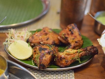 Bagundi 2, Tandoori chicken