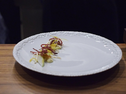 Demi, Beef Cheek Plate