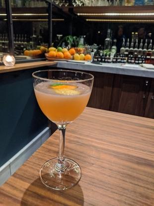 Demi, Citrus cocktail