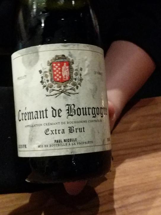 Demi, Cremant de Bourgogne