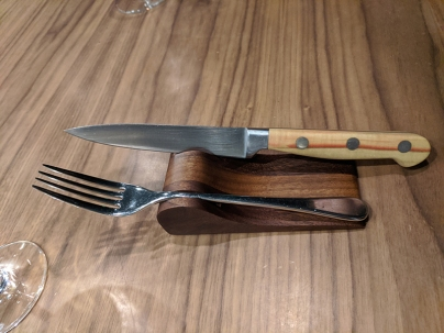 Demi, Sharper knife