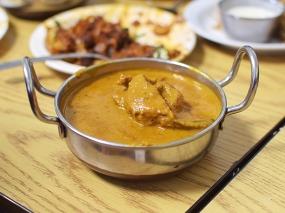 Kabob's 3, Malabar Fish Curry
