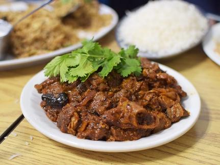 Kabob's 3, Mutton Chukka