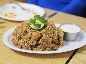 Kabob's 3, Thalapakattu Chicken Biryani