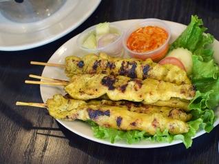 Krungthep Thai, Chicken Satay