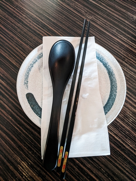 Magic Noodle, Cutlery