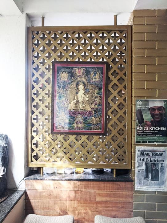 Nimtho, Buddha