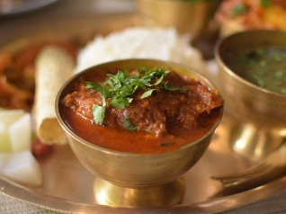 Nimtho, Mutton curry