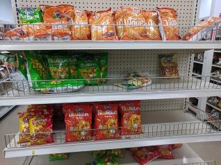Bharat Bazaar, Even more package snacks
