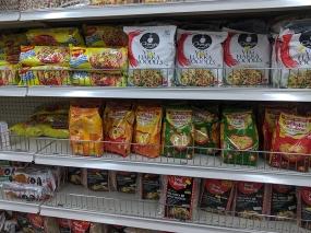 Bharat Bazaar, Instant noodles, masala oats