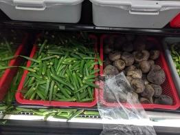 Bharat Bazaar, Okra, beets