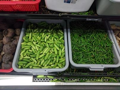 Bharat Bazaar, Tindora, chillies