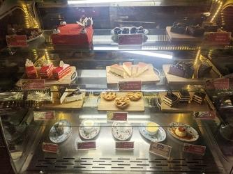 Martin's Corner, Dessert Display