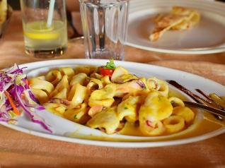 Martin's Corner, Squid Butter Garlic