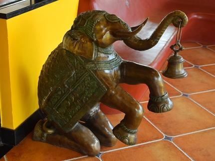 Paul John, Elephant