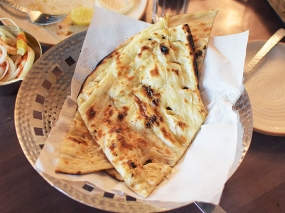 Punjabi By Nature 2, Butter Naan