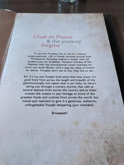 Punjabi By Nature 2, Chak de Phatte!