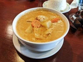 Thai Street Market, Massaman Curry