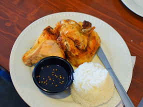 Thai Street Market, Roast Chicken