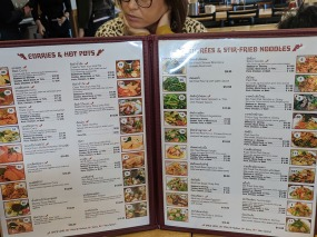 Bangkok Thai Deli 5, Menu, Curries, Hotpots, Entrees, Stir-Fried Noodles